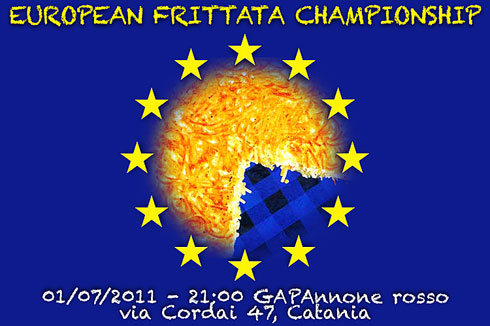 European Frittata Championship
