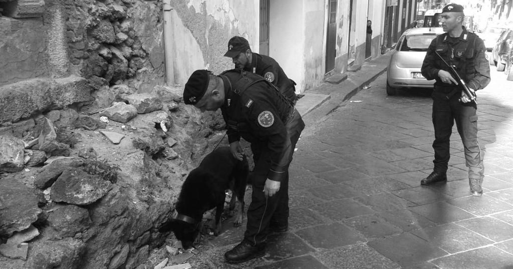 controllo-cane-poliziotto