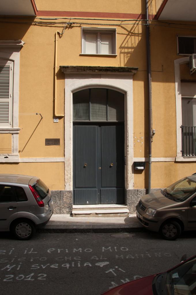 1 - via Alfonzetti