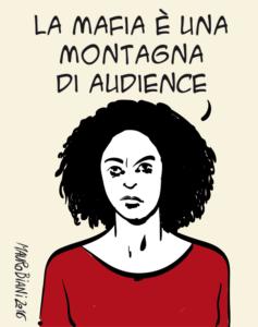 mafia-audience, Mauro Biani