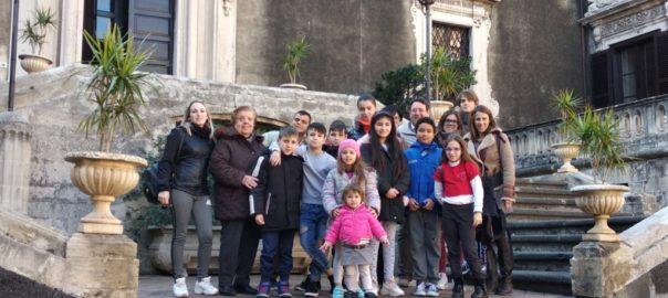 Sabato al GAPA: visita al Palazzo Biscari